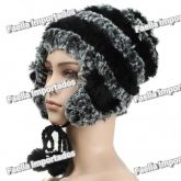 Hat Cap Plush - Cinza