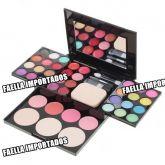 ADS Kit Maquiagem 24 Color Sombra com espelho